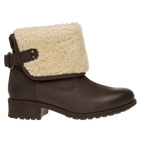 Cheap Womens Brown Ugg® Aldon Boots at