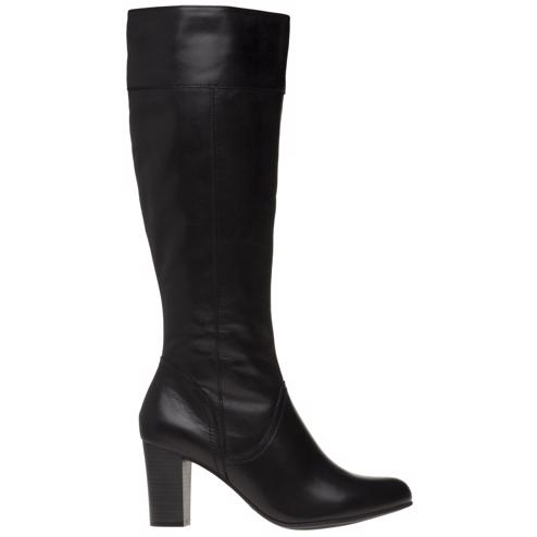 Cheap Womens Black Caprice 25510 Boots At Soletrader Outlet