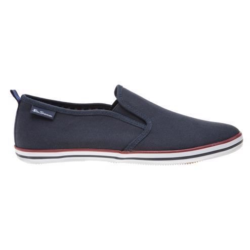 Cheap Mens Navy Ben Sherman Leigh Shoes